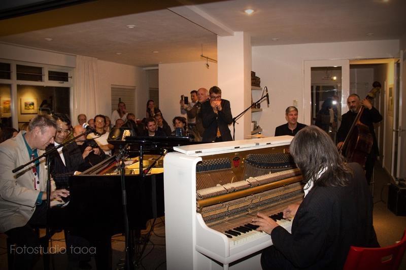 Classic piano jazz house concert eeco rijken rapp for Classic jazz house